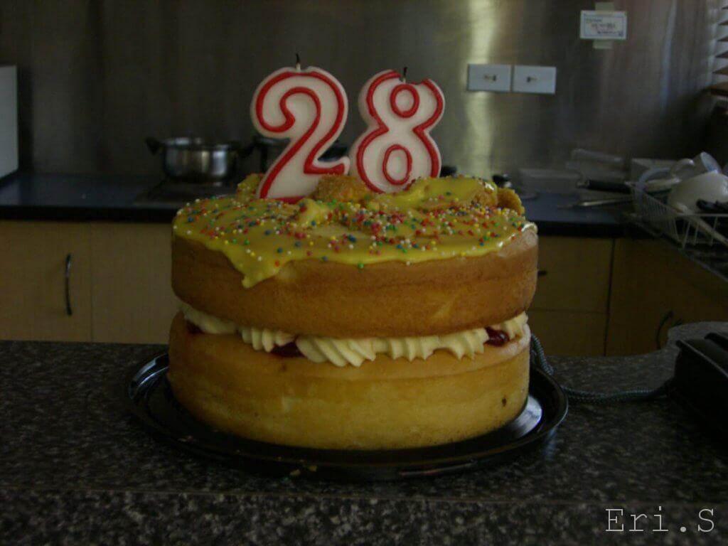 バースデーケーキ色々