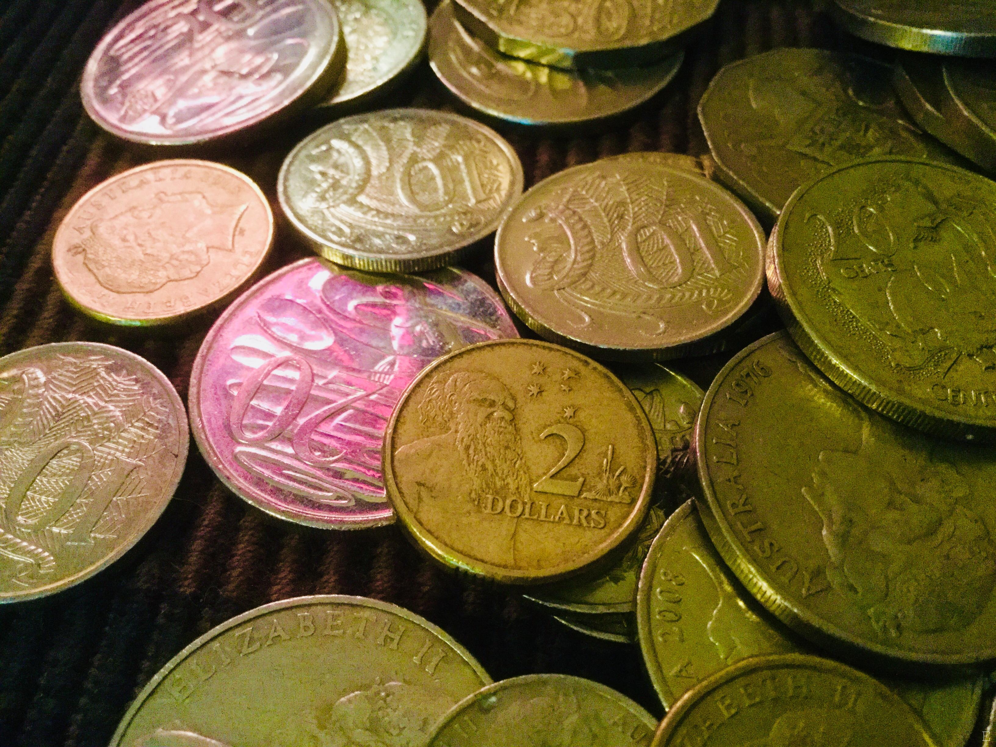 ポッサムマジックとオリンピックの記念コイン