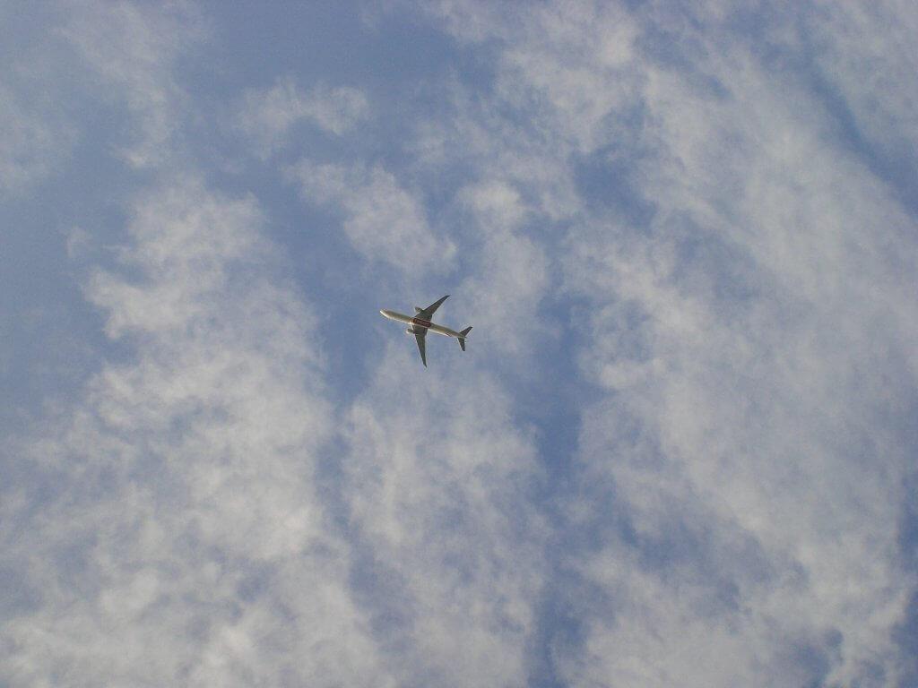 飛行機 2