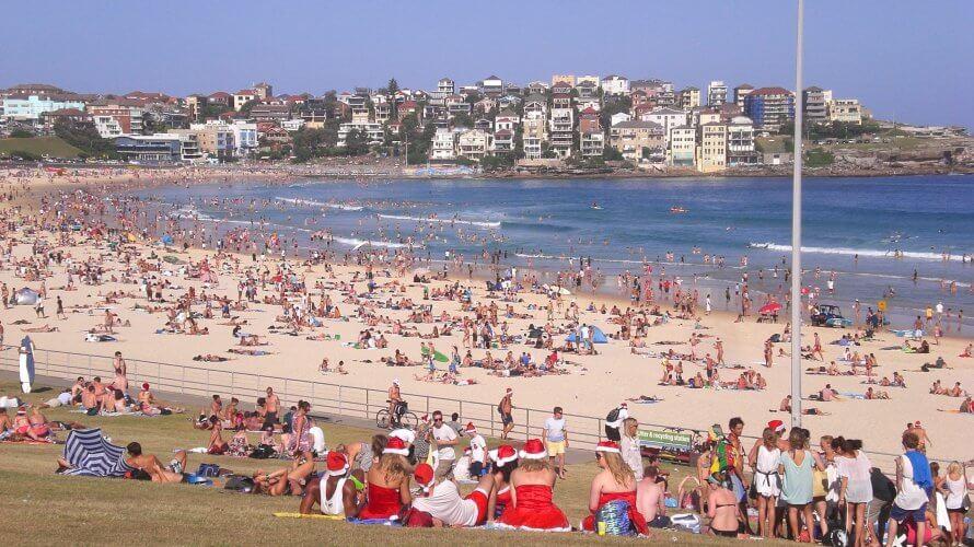 オーストラリアの真夏のクリスマスはどんな風に過ごす?