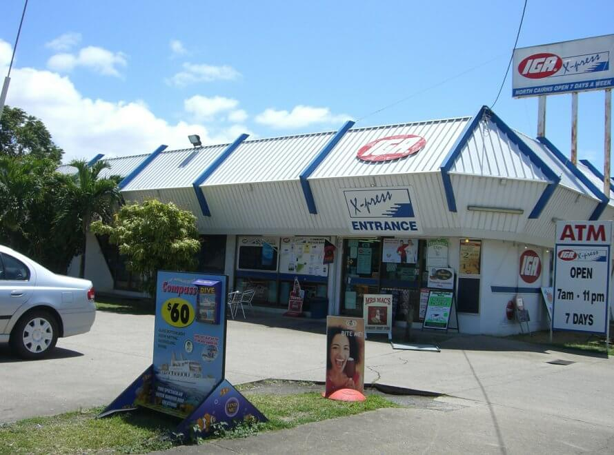 オーストラリアのスーパーマーケット