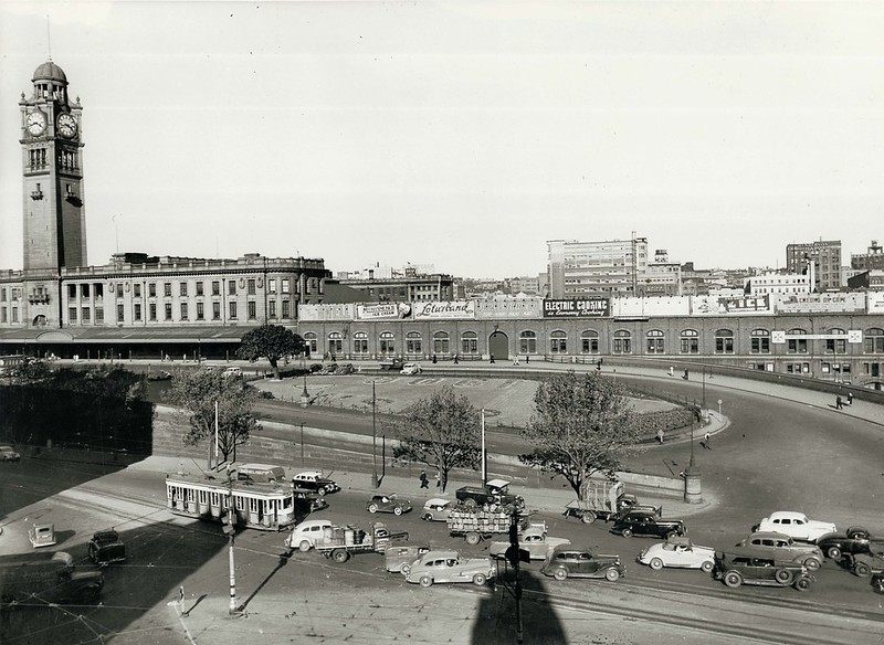 View of Central Railway Station, Sydney