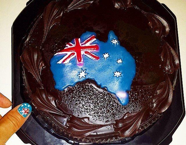 複雑なAustralia Dayの背景