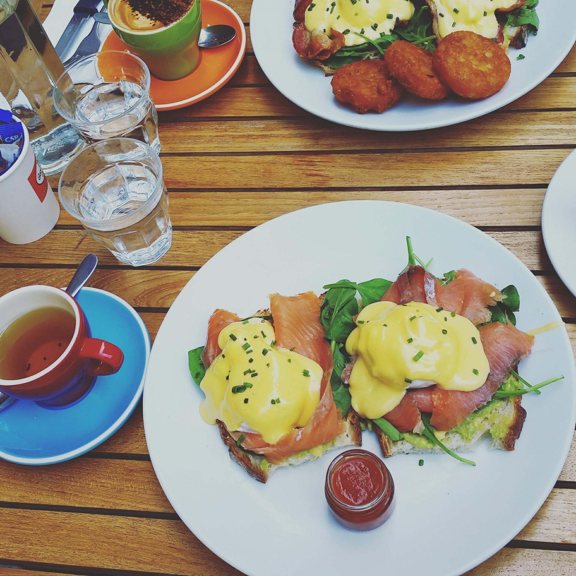 ニューサウスウェールズ州のカフェ・レストラン・パブ一覧