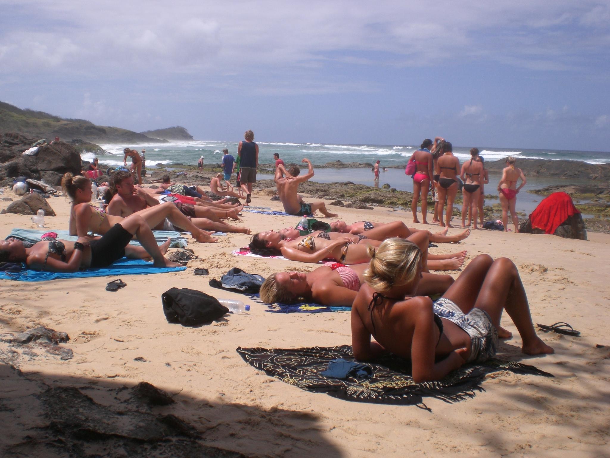 オーストラリアで必需品の日焼け止め、どんな風に選ぶ?
