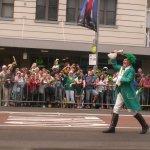 アイルランドのお祭りSt Patrick's Day