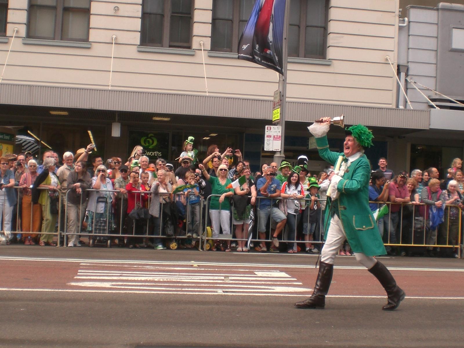 アイルランドのお祭りセントパトリックスデーを徹底解説