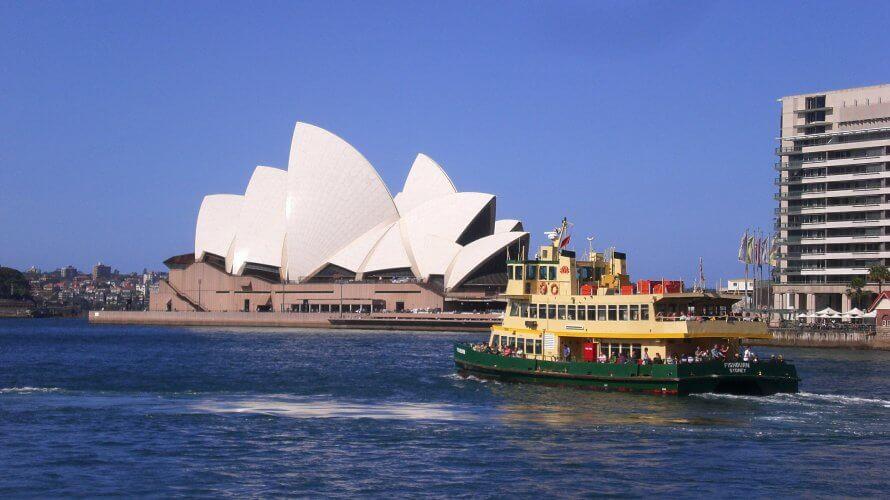 シドニーの観光・基本情報