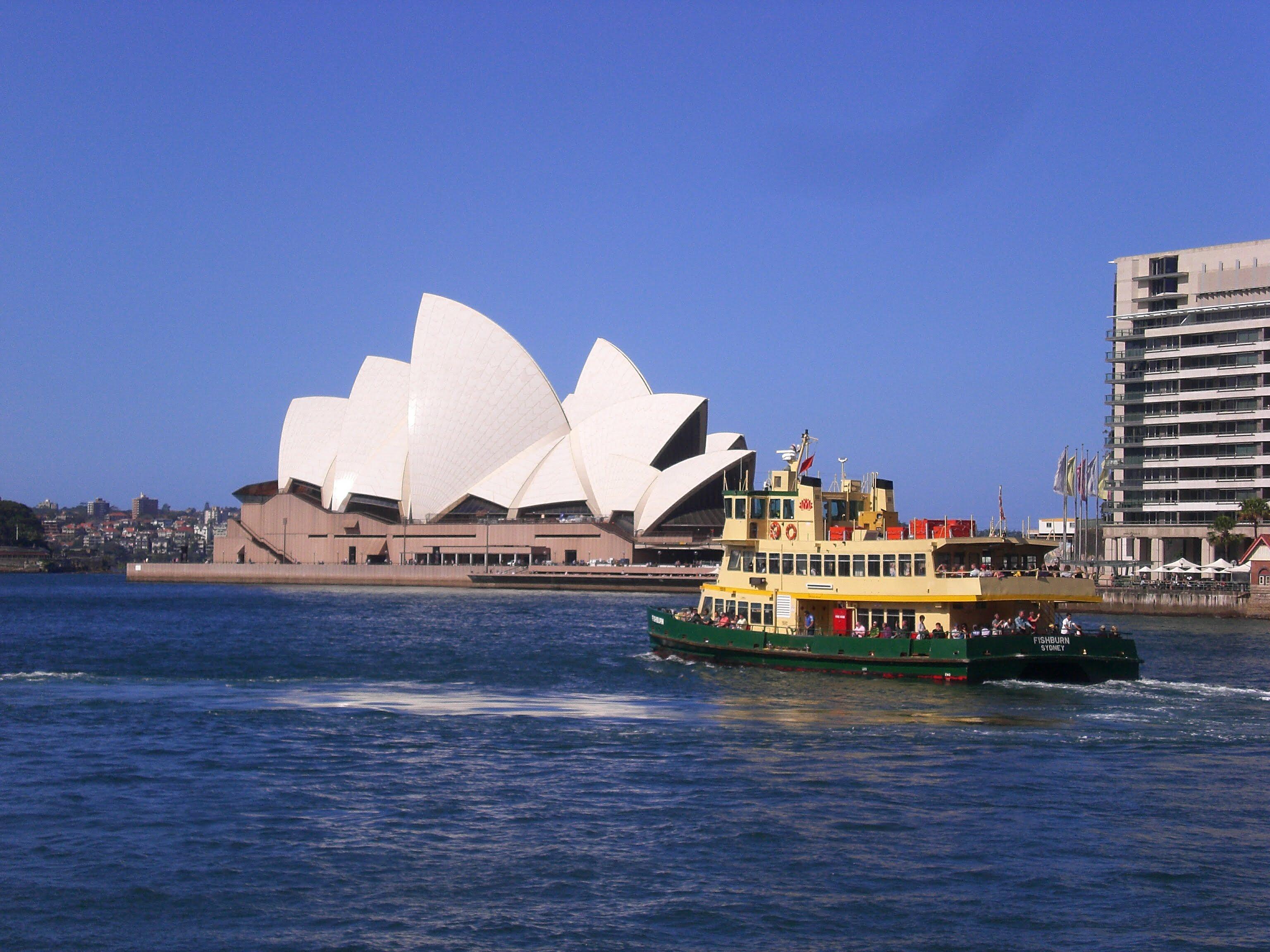 シドニーの基本情報と観光ポイント
