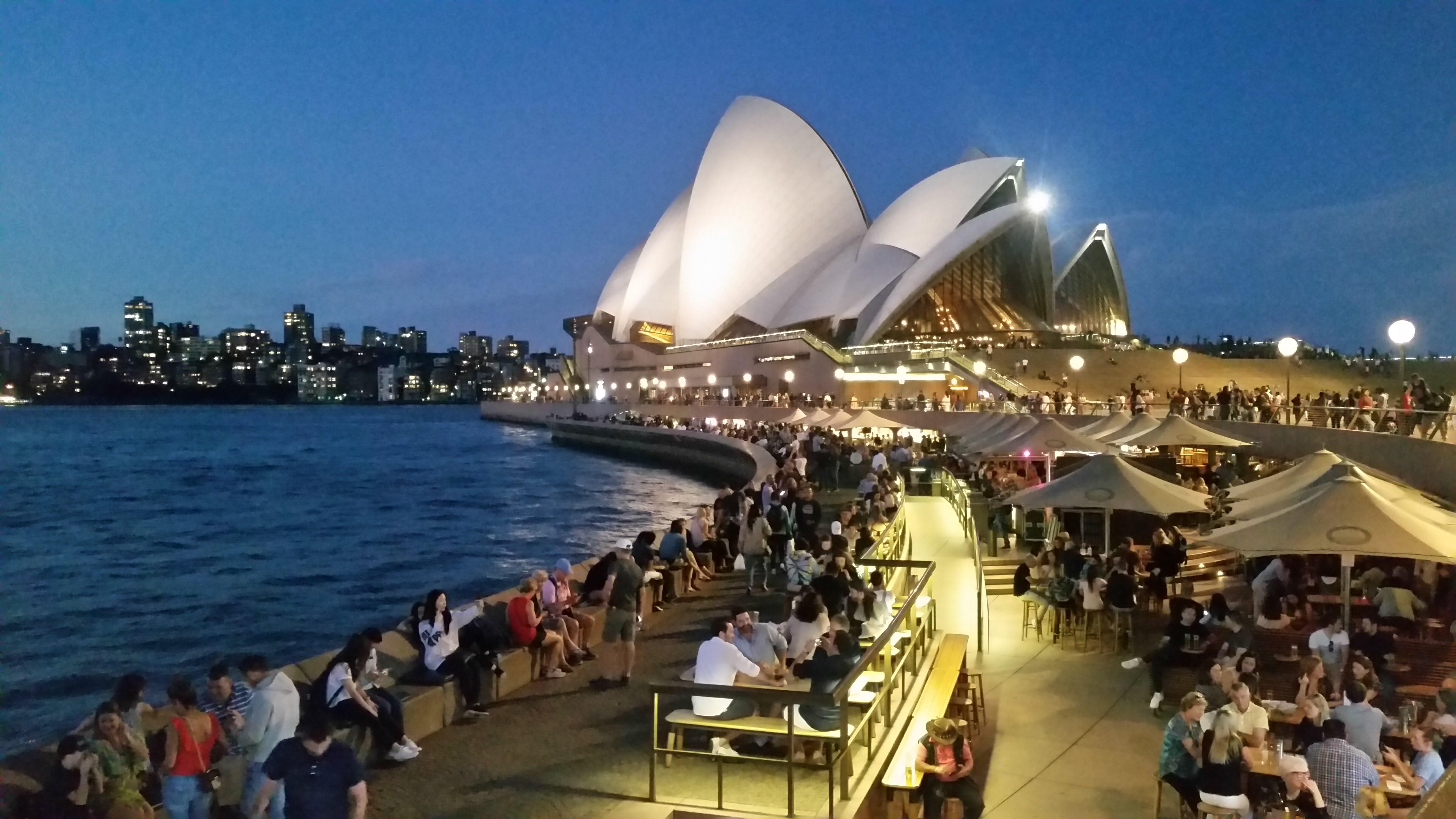 世界文化遺産 シドニーオペラハウスを楽しみ尽くそう!