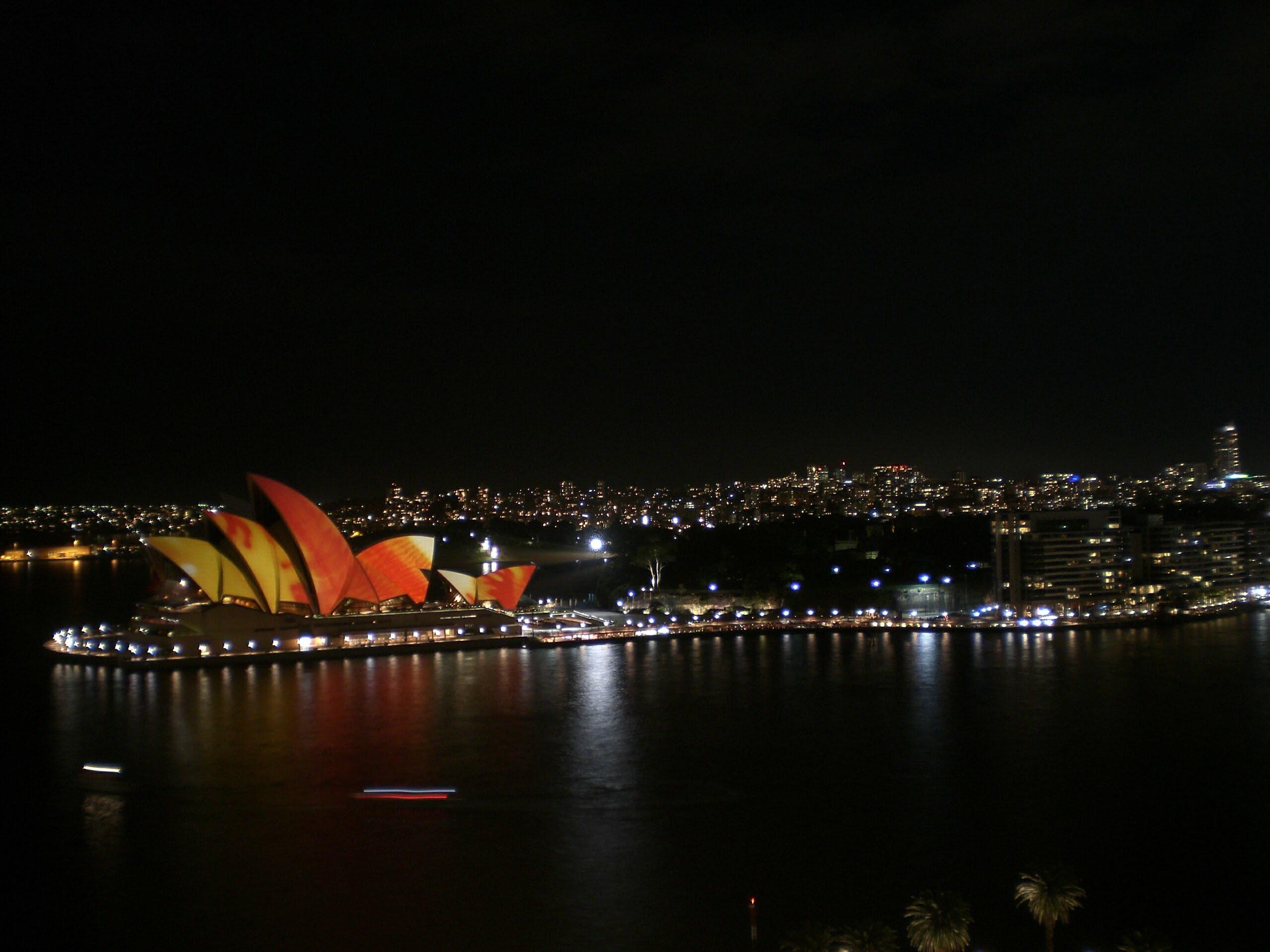 光と音楽の祭典 Vivid Sydney 〜初めは小さなイベントだった〜