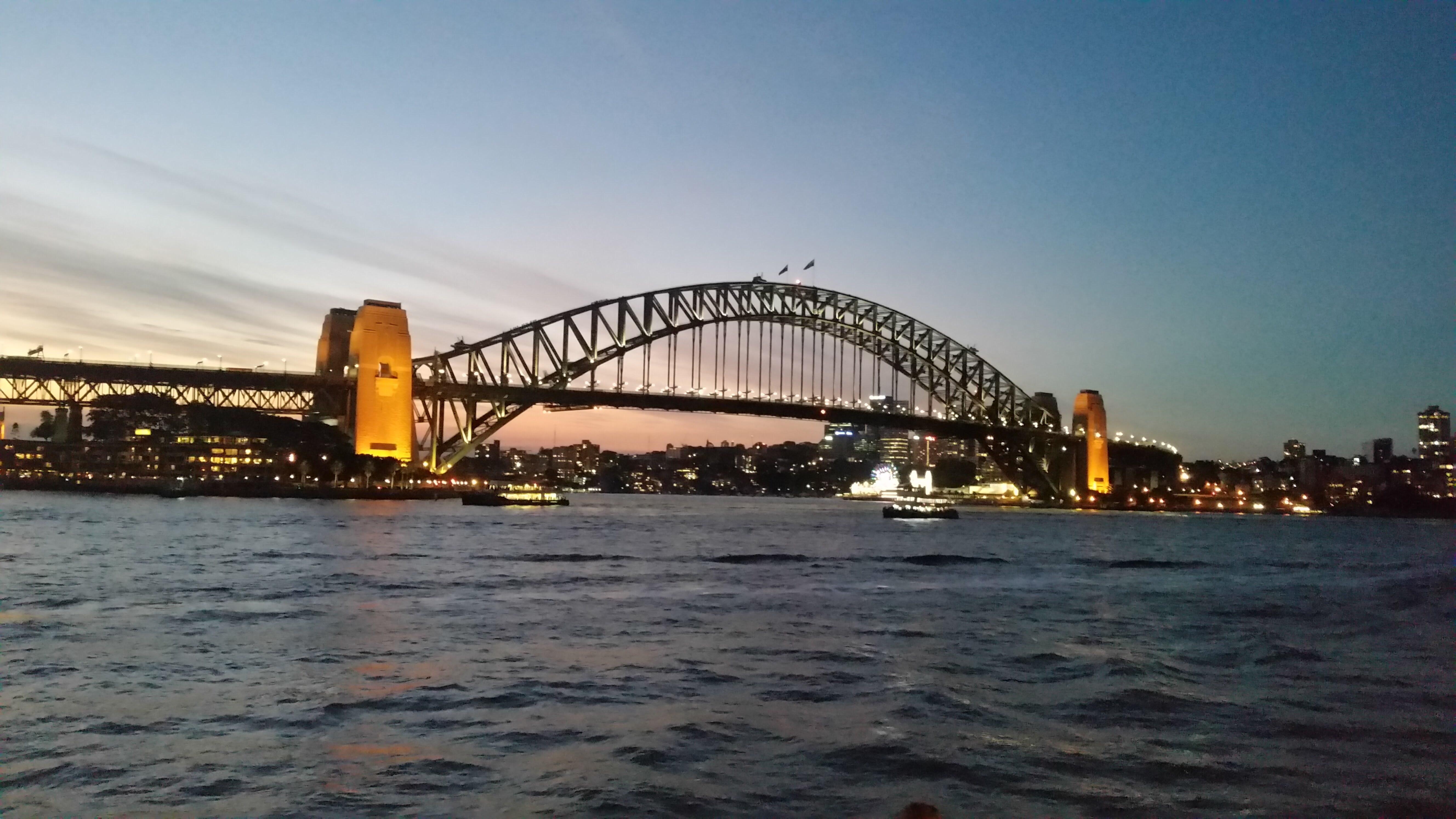 シドニーハーバーブリッジの楽しみ方3つ 徹底解説!
