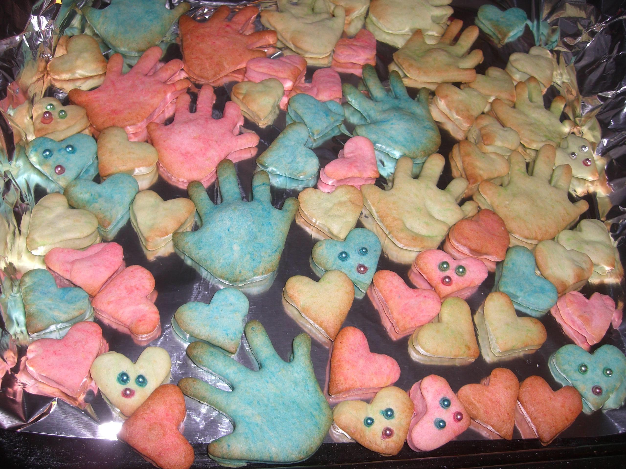 計量が出来なくても大丈夫!おいしいクッキーのレシピ