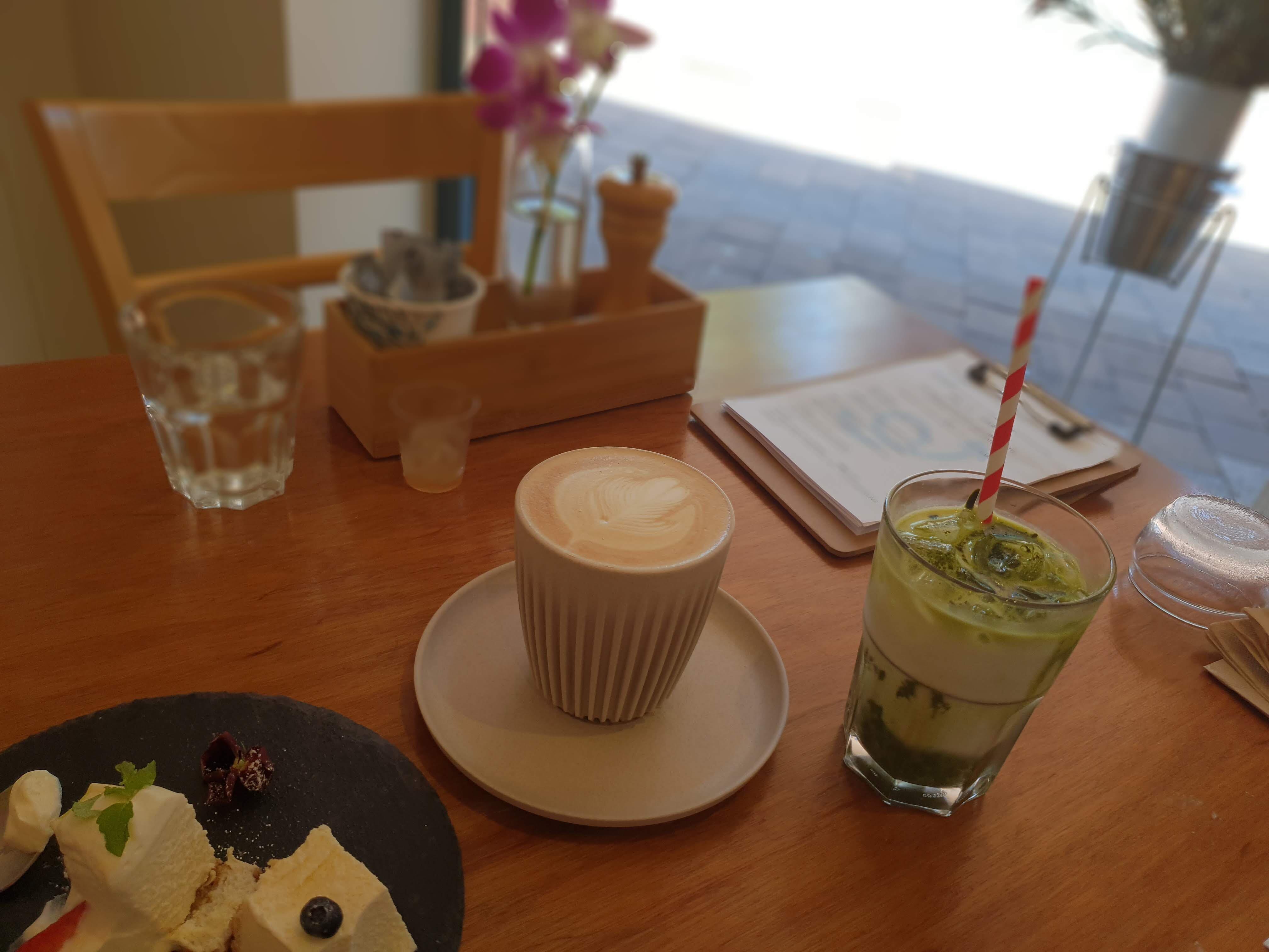 日本人街のこだわりおしゃれカフェ Cafe Porco