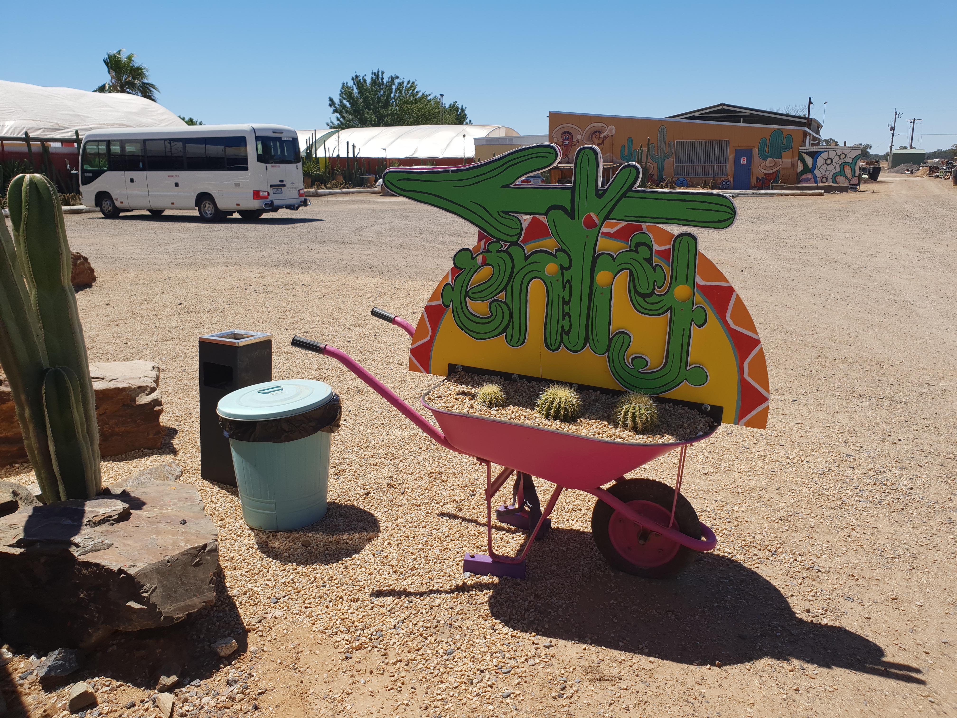 サボテンの国 Cactus Country でメキシカン体験!