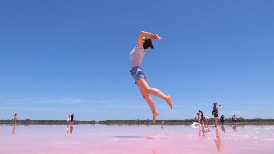 ピンクの湖が見たい!オーストラリアのピンクレイクを全部リストアップしました