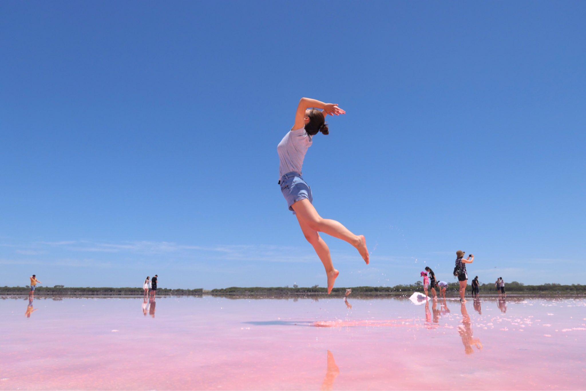 ピンクの湖が見たい!オーストラリア中のピンクレイクを全部リストアップしました!
