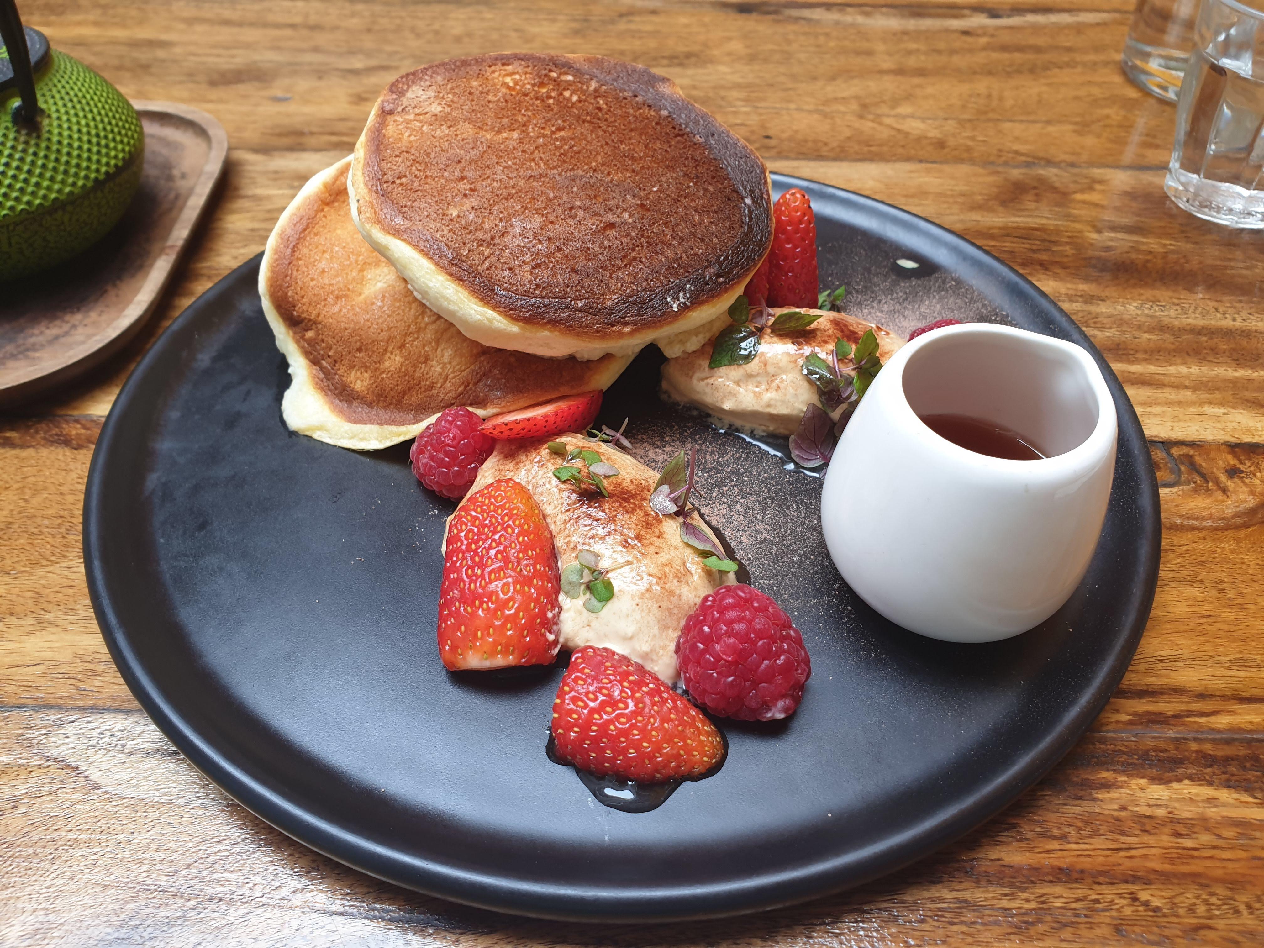 シドニー市内のおしゃれカフェ BLAO PIQ