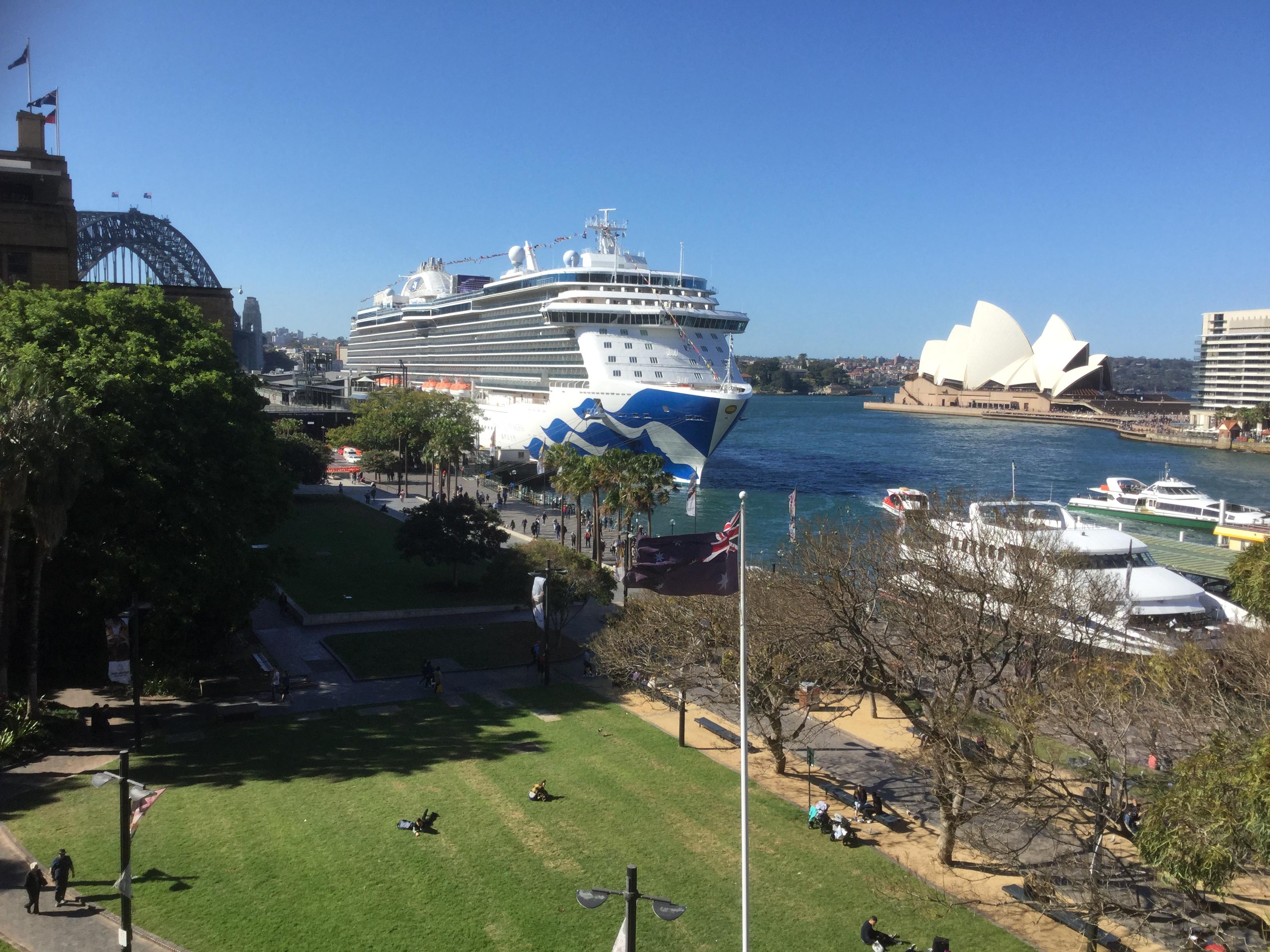 シドニーに来たら絶対に外せないサーキュラーキーの観光ポイント