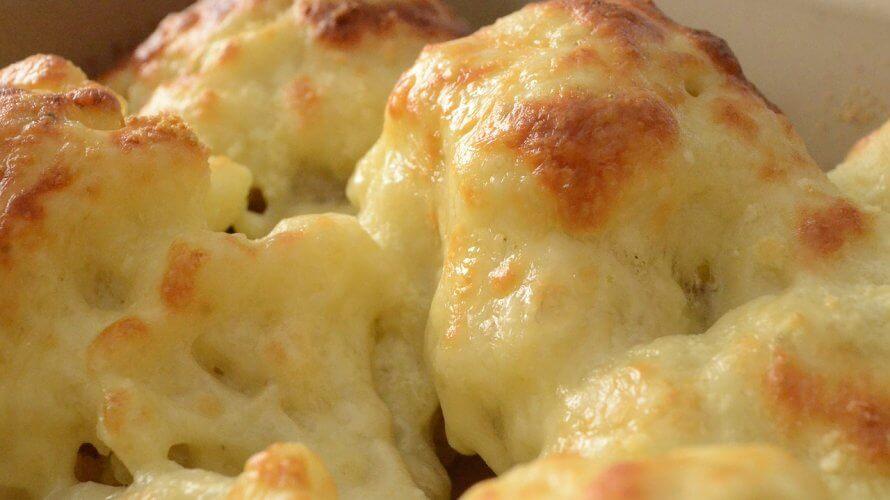 イギリスの伝統料理カリフラワーチーズのレシピ