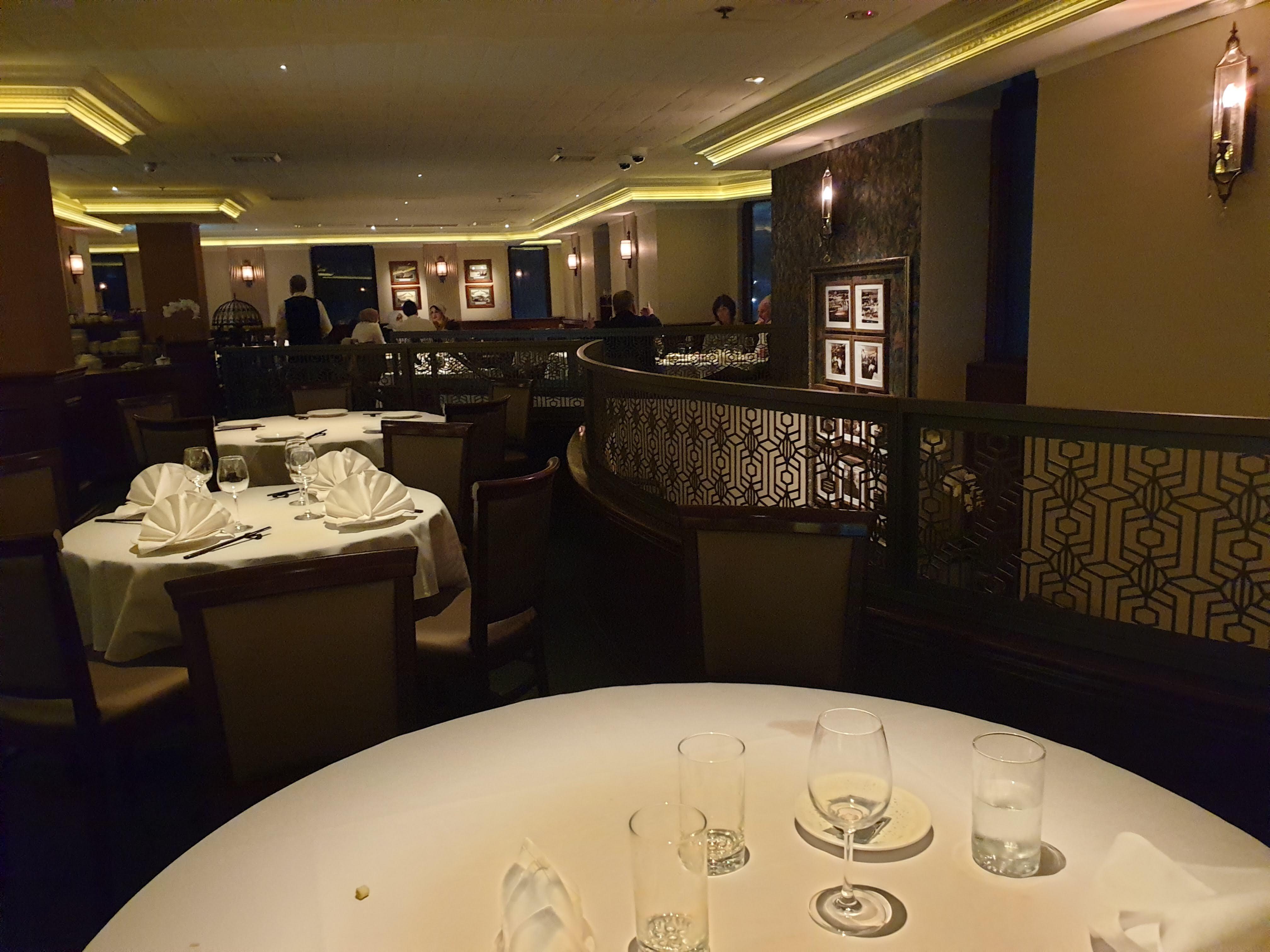 高級感漂うマレーシアン & チャイニーズレストラン Neptune Place