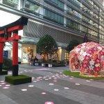 ワールドスクエアの Cherry Blossom Festival 2019