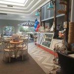 ニューキャッスルのリゾート感満載レストラン Beach Hotel
