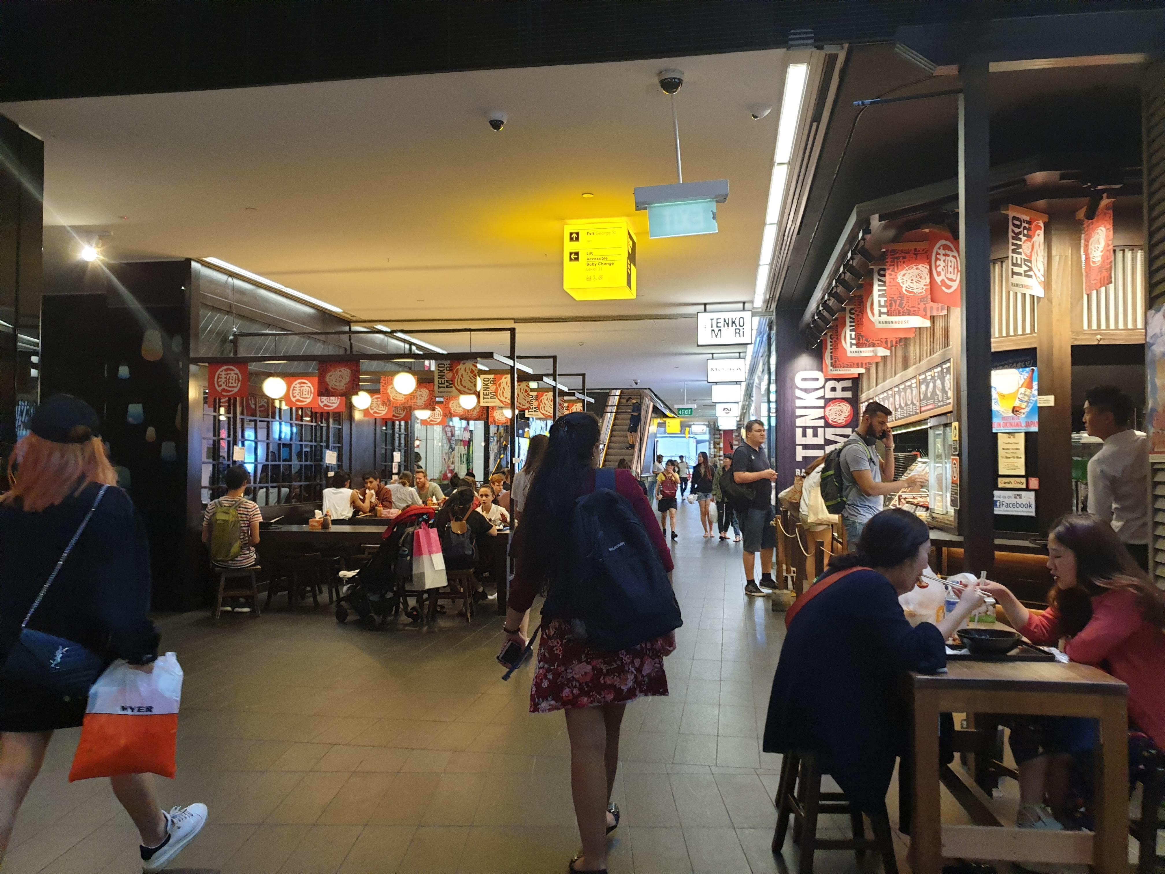 シドニーのリトルジャパン『リージェントプレイス』が熱い