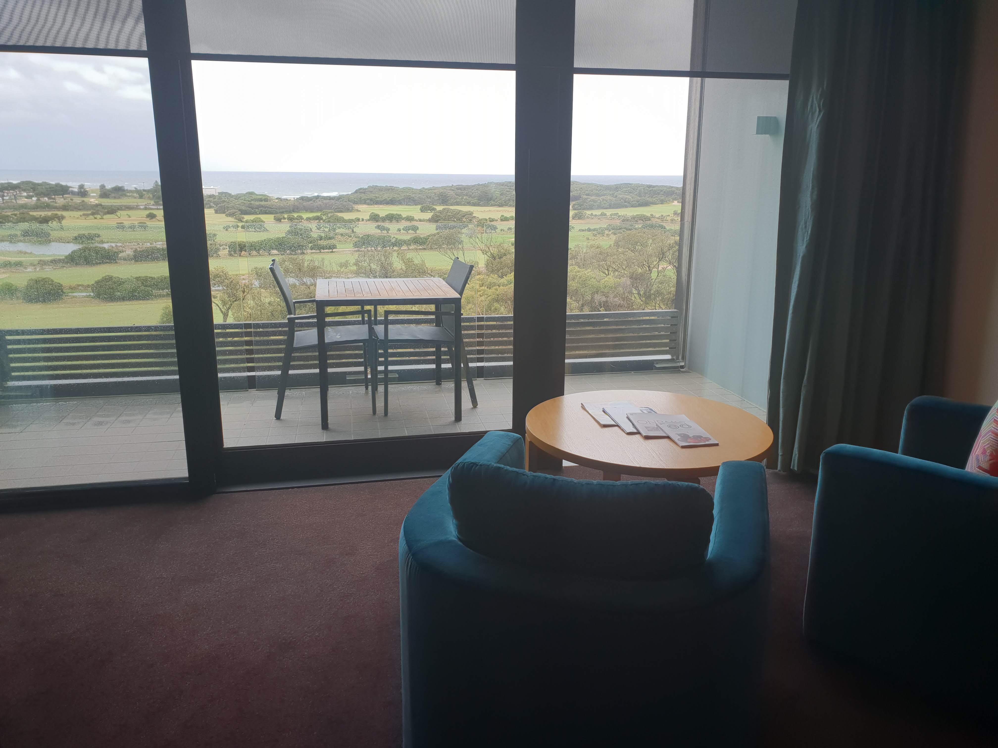トーキーの高級リゾートホテル RACV Torquay Resort のお部屋