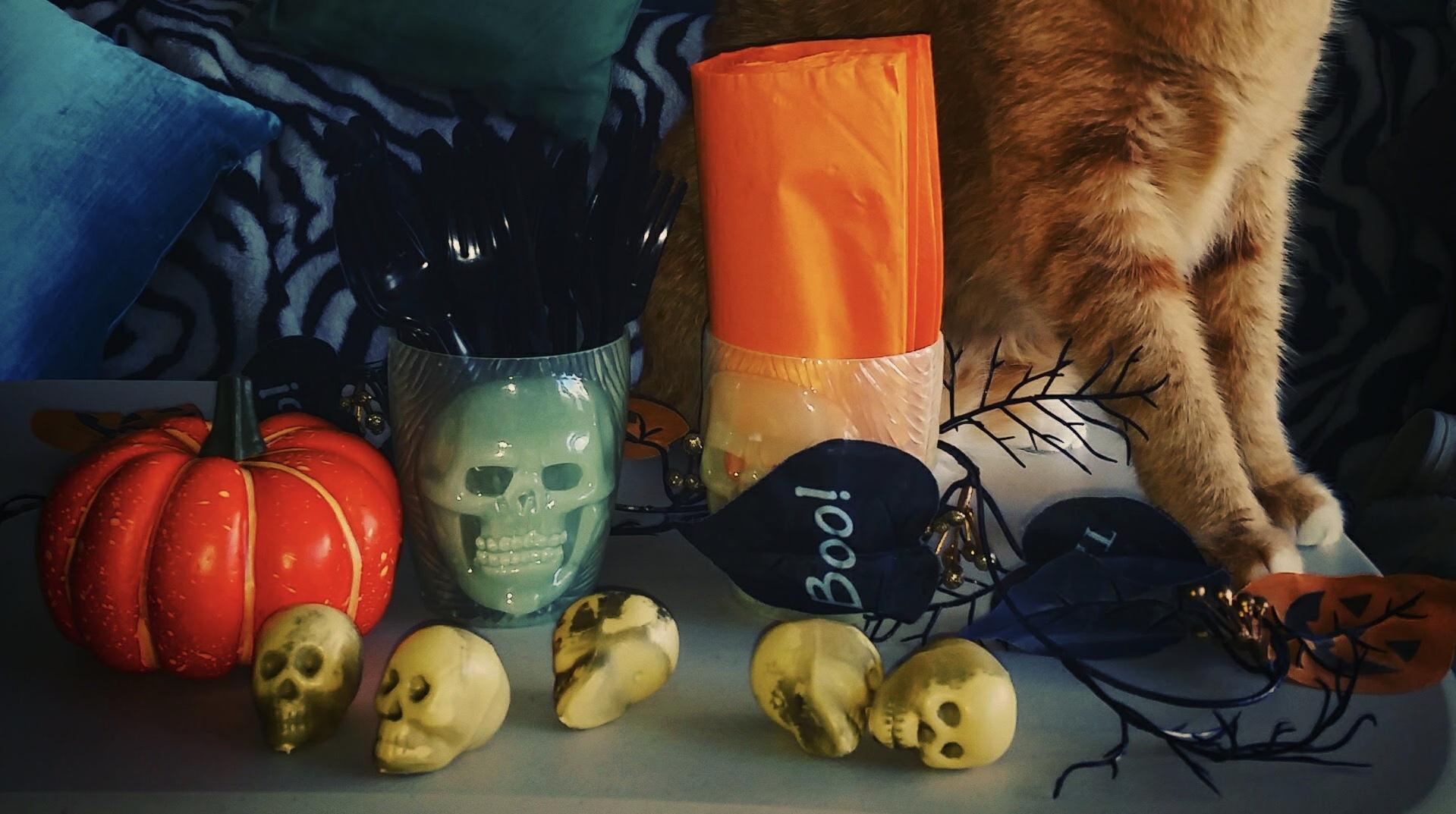 ハロウィンを祝う海外仕込みのパーティーフードアイディア