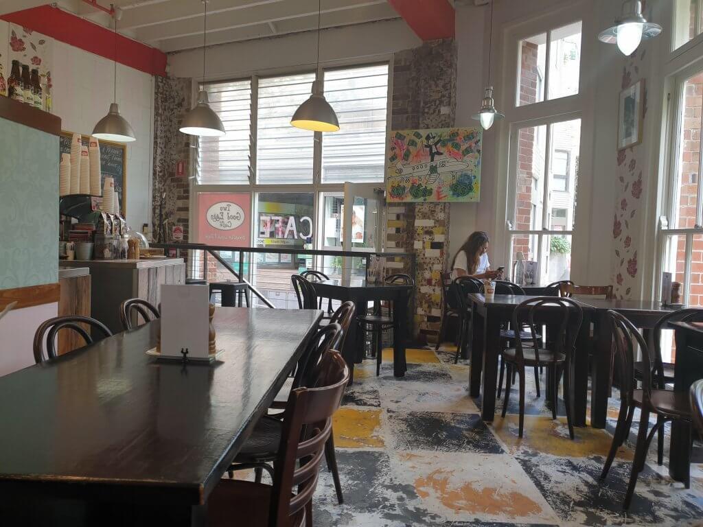 Two Good Egg Cafe