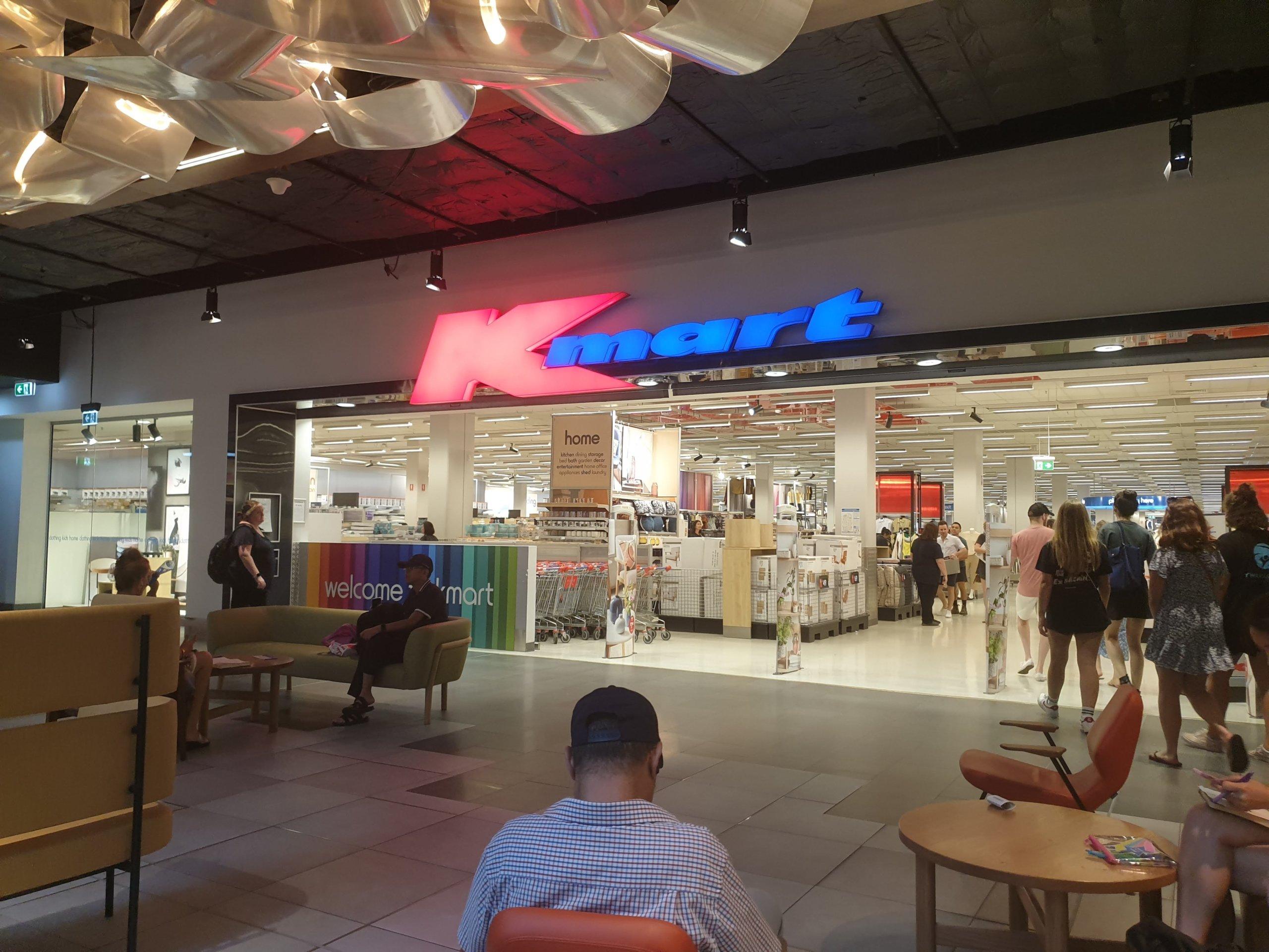 低価格でリーズナブルな生活用品は『Kマート (Kmart)』で決定!