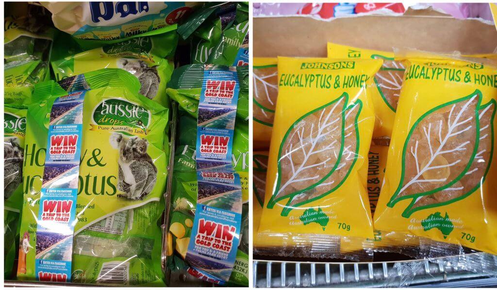 Eucalyptus Candy