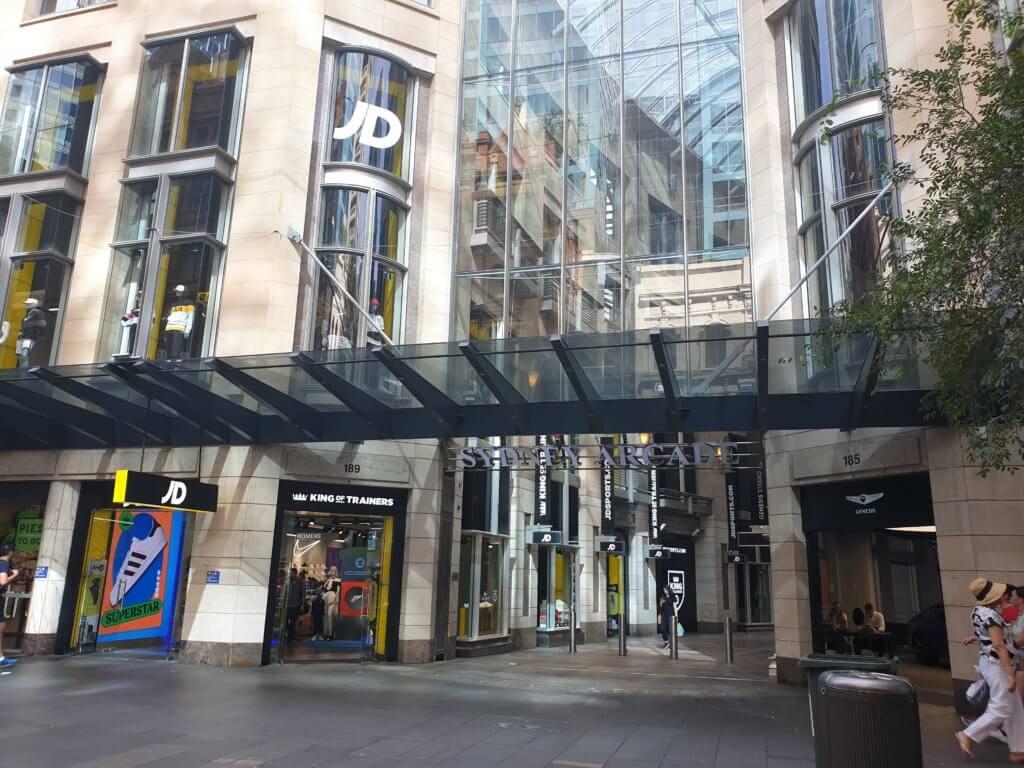 Sydney Arcade