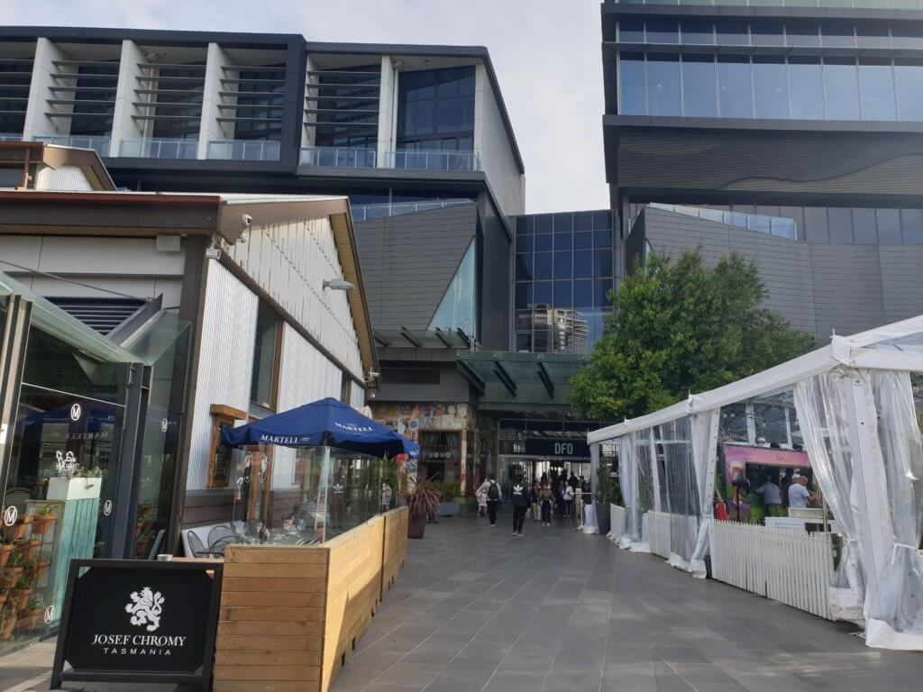 South Wharf