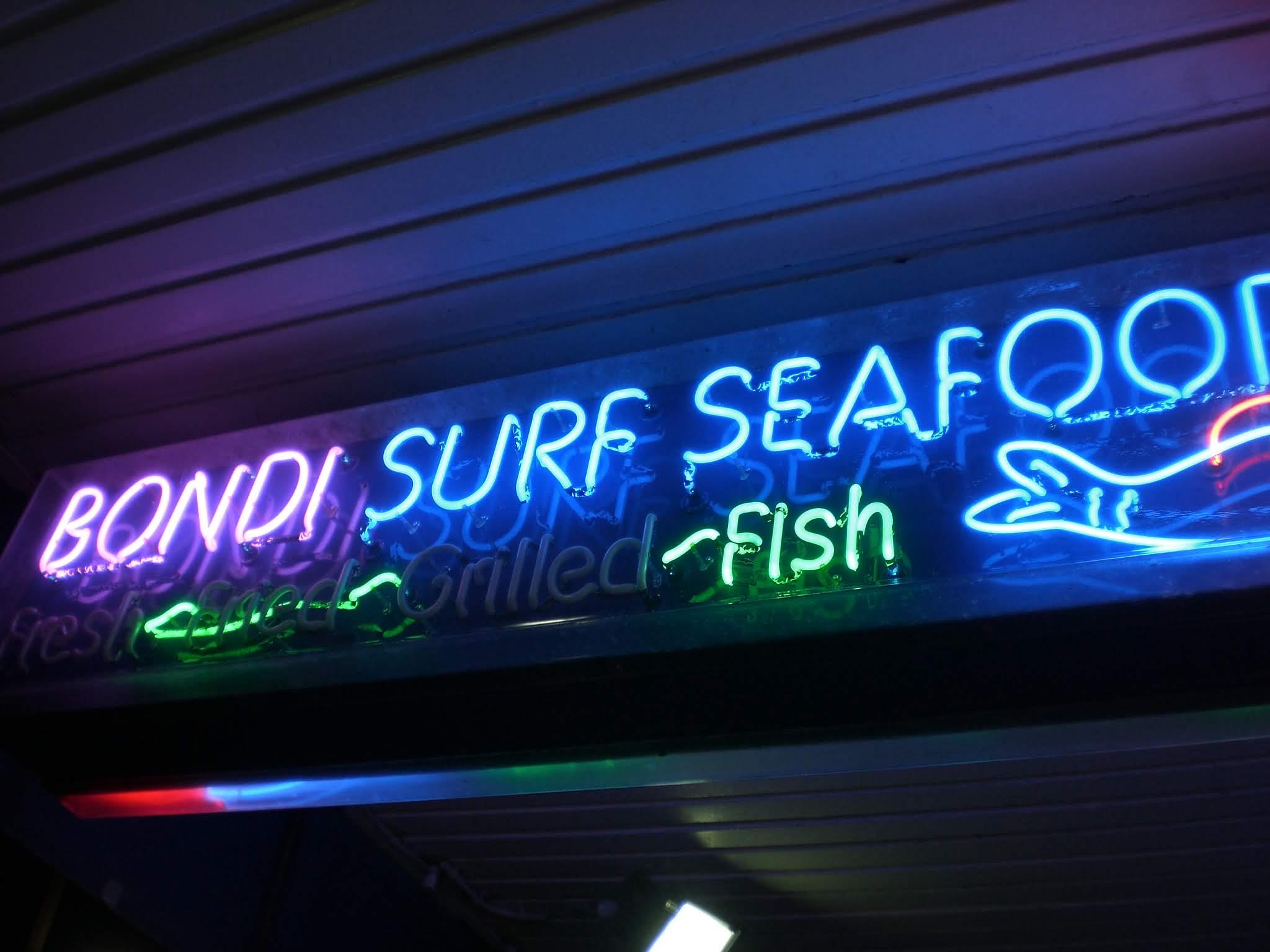 Bondi Surf Seafoods