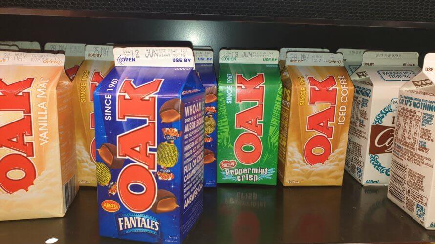 飲むお菓子!オーク (OAK) の新フレーバーが再登場