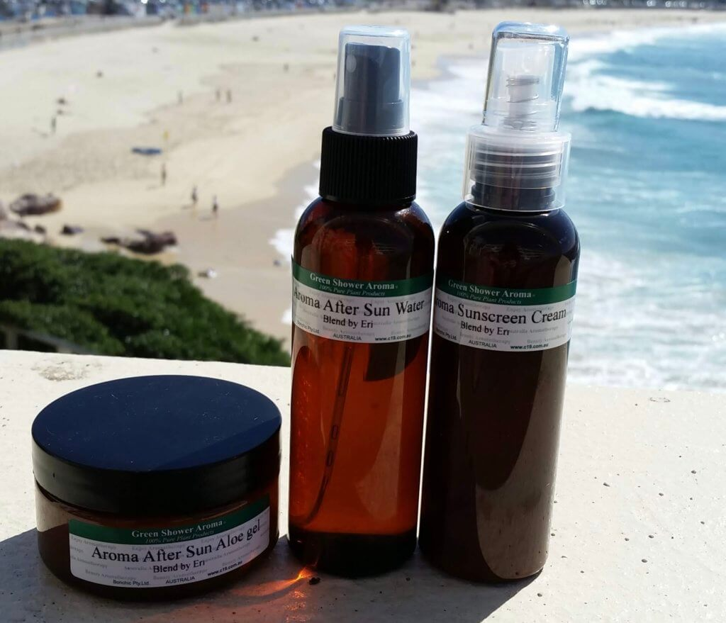 Aroma Sunscreen