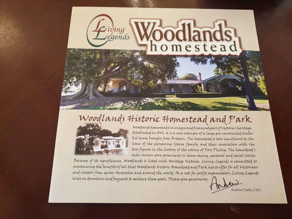 Woodlands Homestead