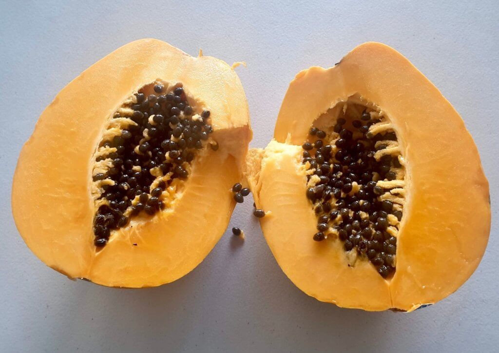 Papaya and Papaw