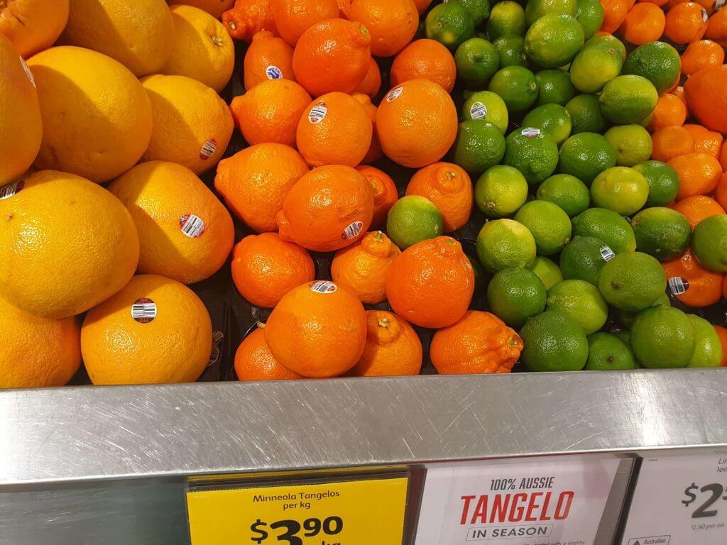 Oranges Fruits