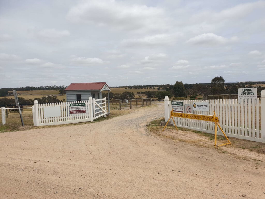 Woodlands Homestead