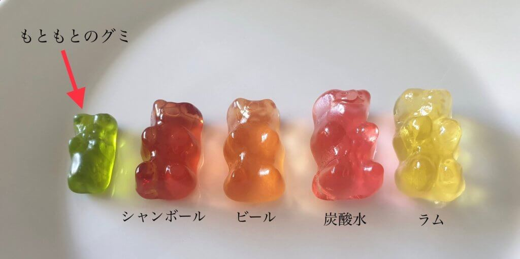 Haribo 3 September