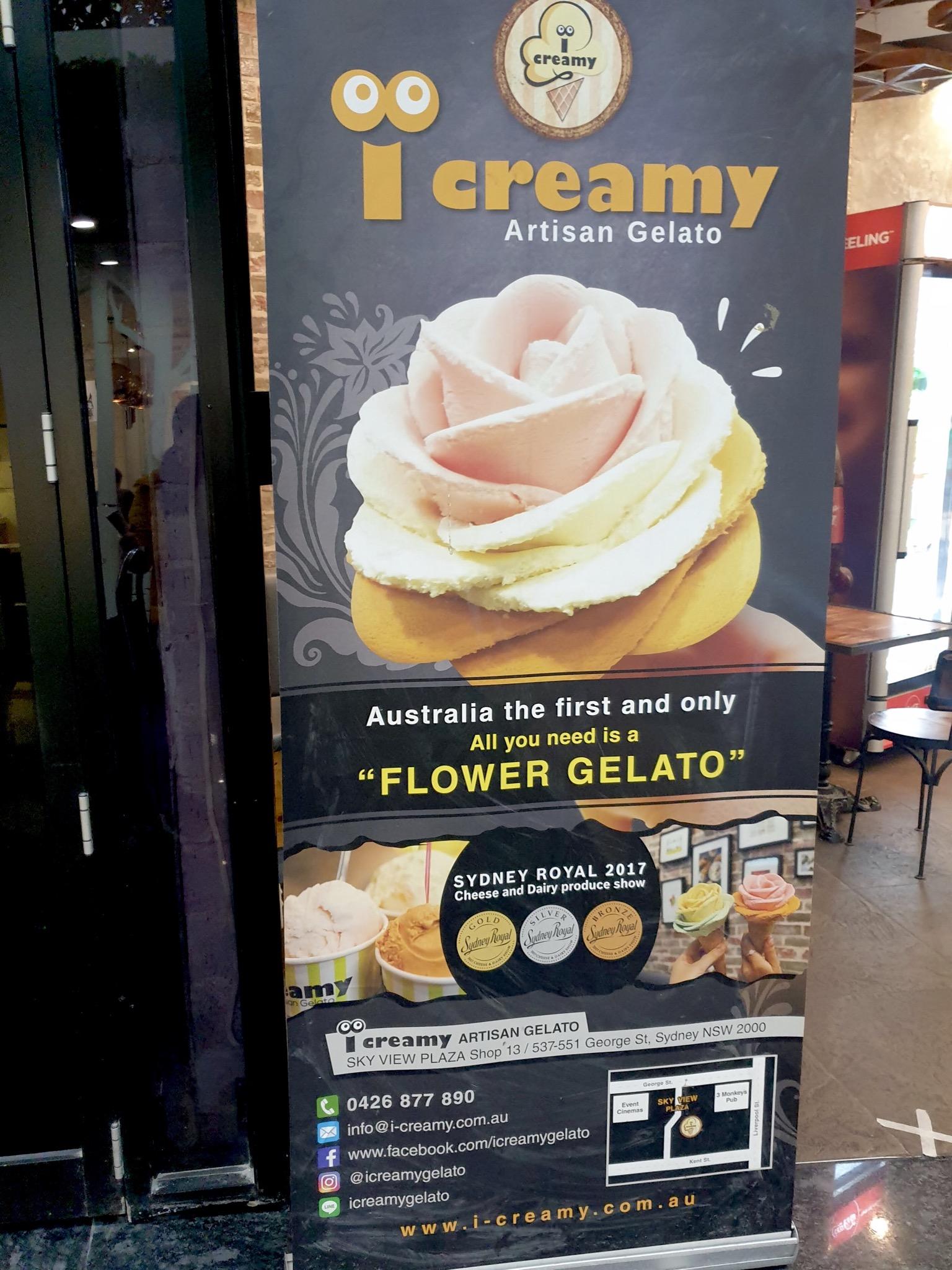 i-creamy Artisan Gelato