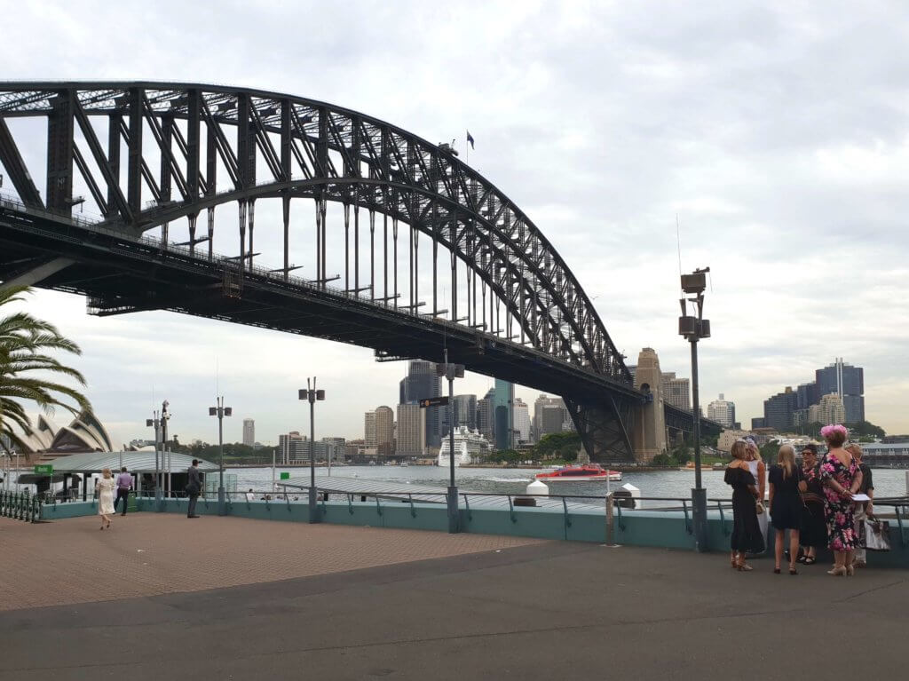 Melbourne cup Sydney