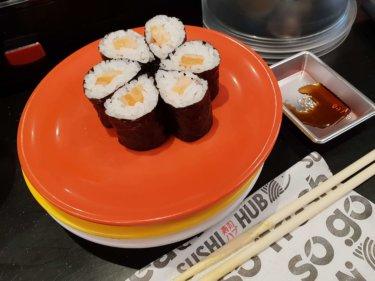 気軽なオーストラリア流のスシを食べるならなら『寿司ハブ』で間違いなし