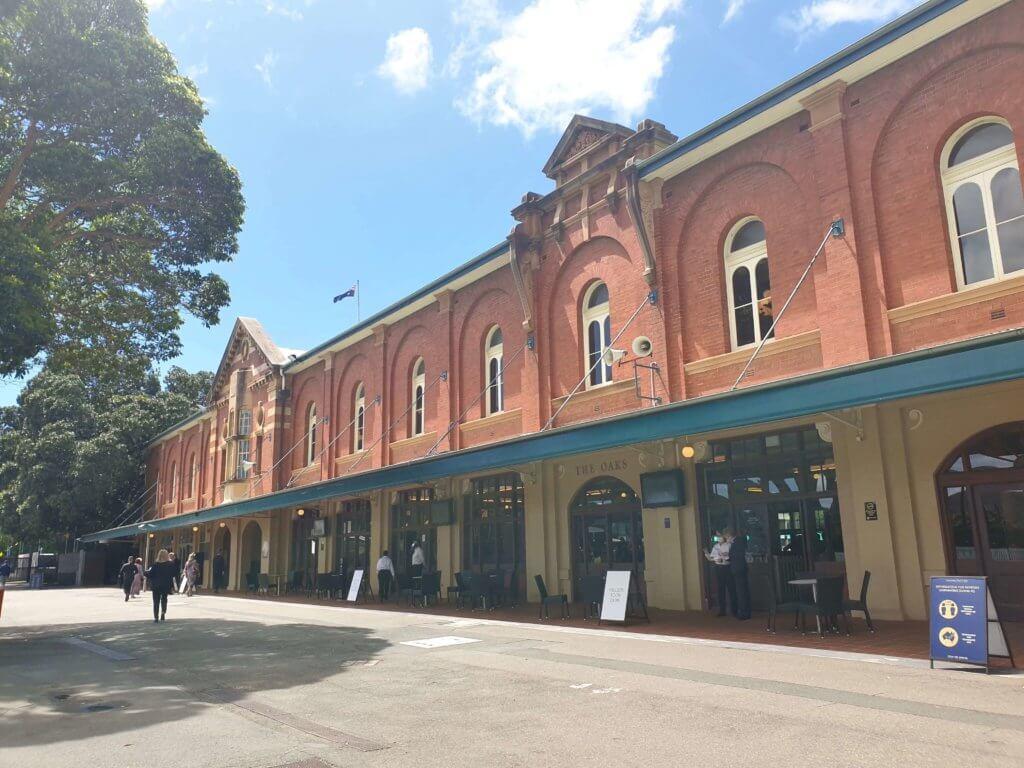 Melbourne Cup Royal Randwick Racecourse