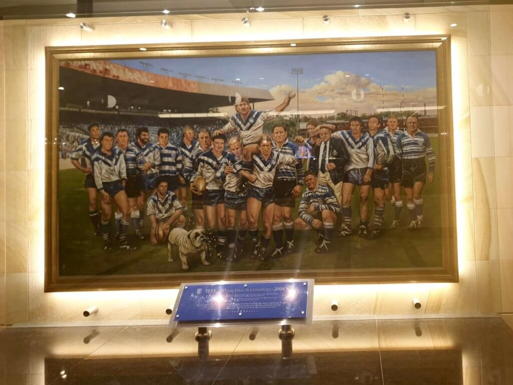 Canterbury League Club