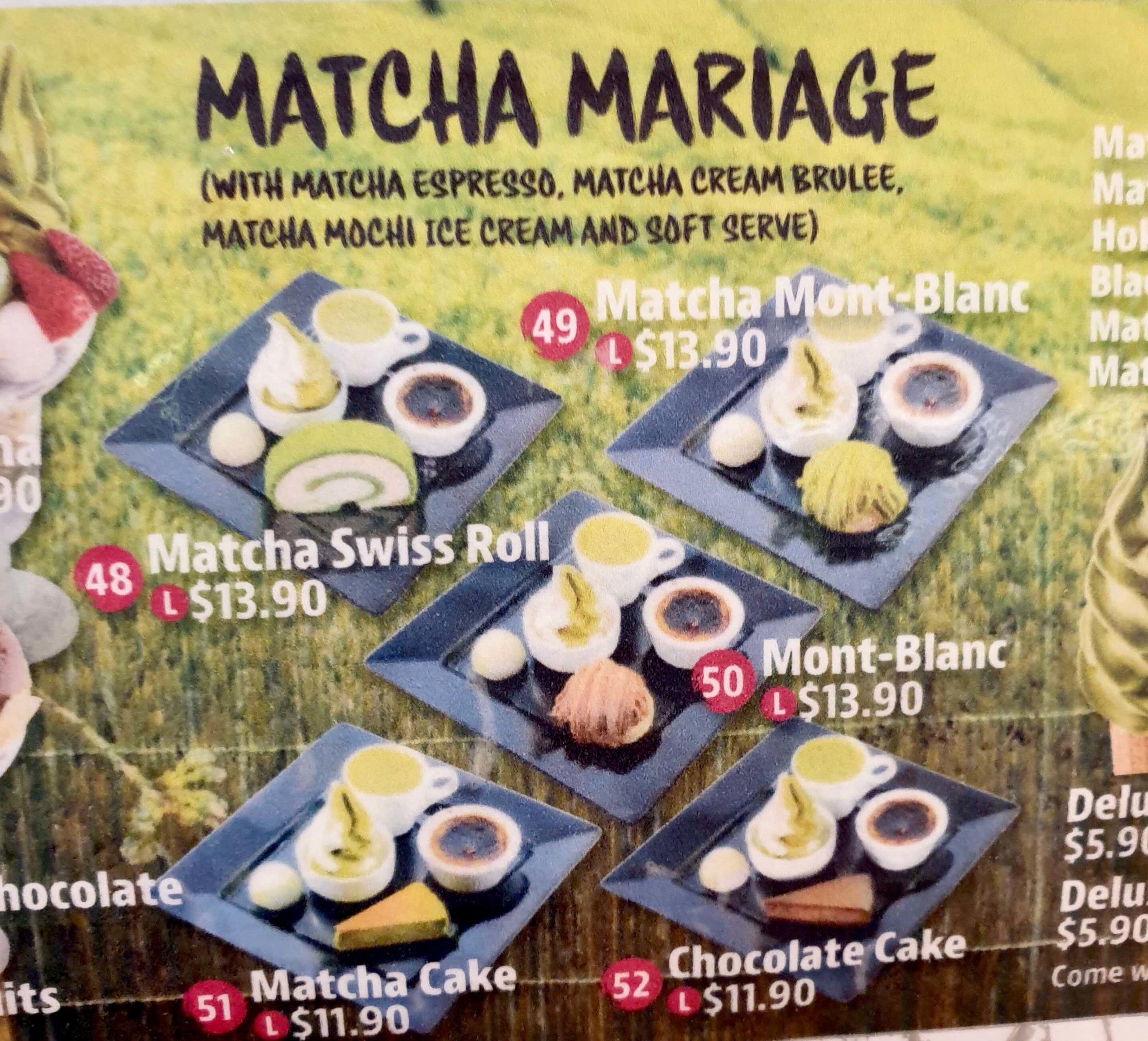 Oh!Matcha