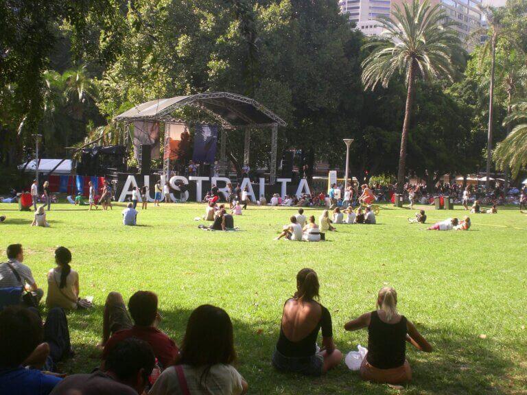 シドニーのイベント